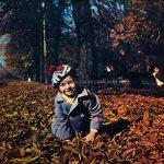 Есен в Борисовата градина (тогава Парк на свободата), 1965г.
