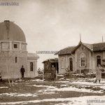 Обсерваторията на Софийския университет в Борисовата градина, края на XIX век