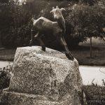 София, статуя на козле в Борисовата градина, 30-те години на ХХ век