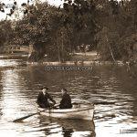 София, езерото Ариана, Борисовата градина 1929г.